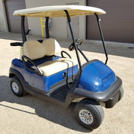 2015 Club Car Precedent EFI Gas
