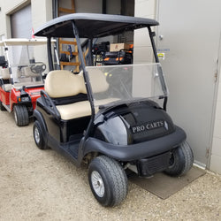 2016 Black Precedent 48 Volt Golf Cart