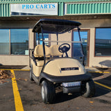 2017 48 Volt Club Car Precedent 4 Seater