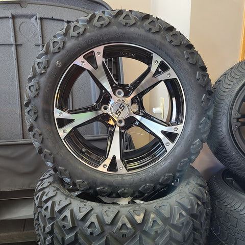 "15"" Eve Wheel and 23"" Bigfoot Tire Kit"