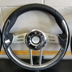 Steering Wheel - Mad Chrome
