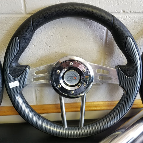 Steering Wheel - Mad Carbon