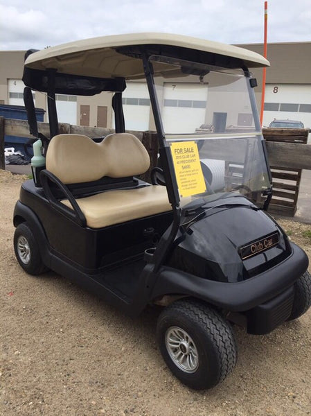 New arrivals! 2015 Club Car 48 Volt Electric Carts.
