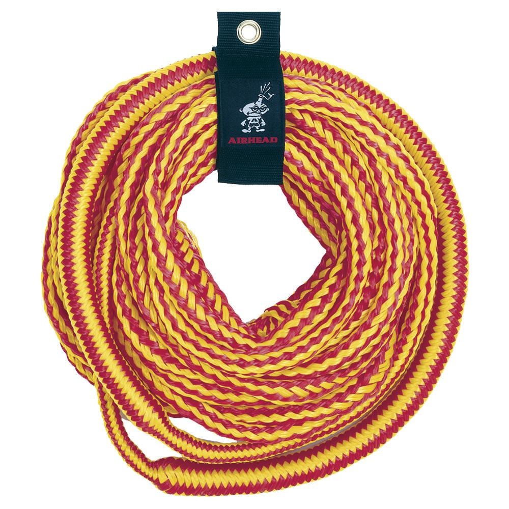 AIRHEAD 4 Rider Bungee Tube 50' Tow Rope - Lightship Marine Outfitters
