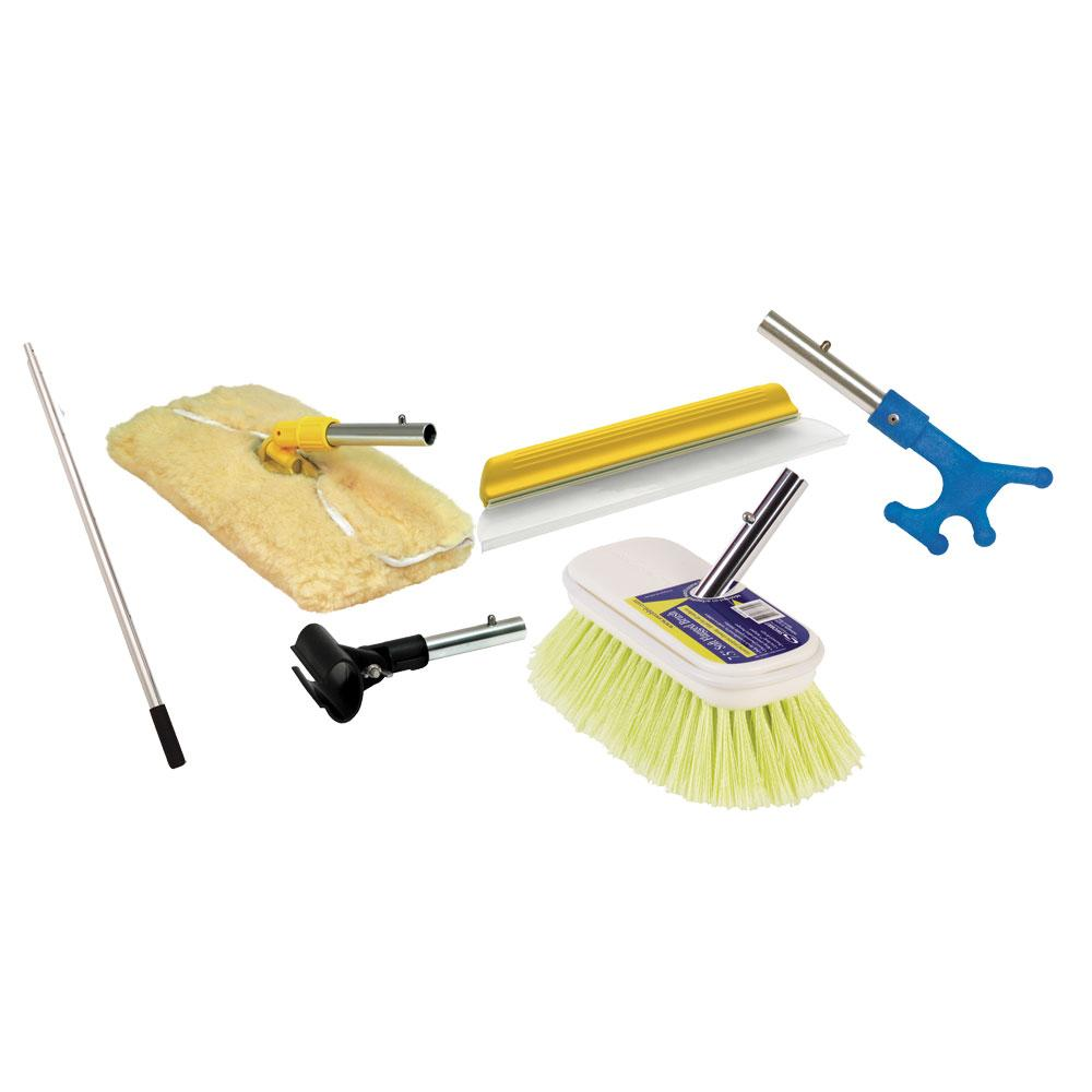 Swobbit Basic Boat Cleaning Kit - Lightship Marine Outfitters