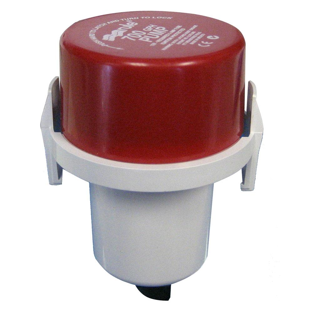 Rule 20RR 700 GPH Replacement Motor Cartridge - Lightship Marine Outfitters