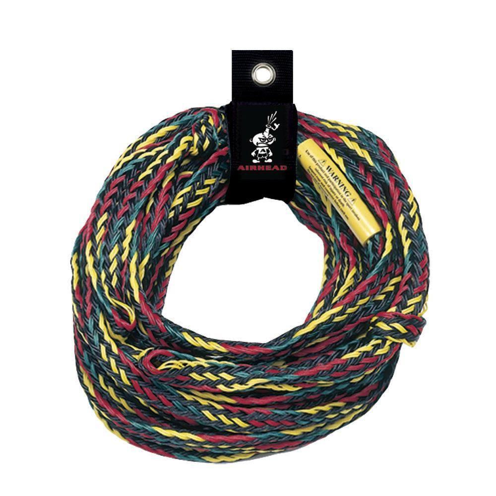 AIRHEAD 4 Rider Tube Rope - Lightship Marine Outfitters