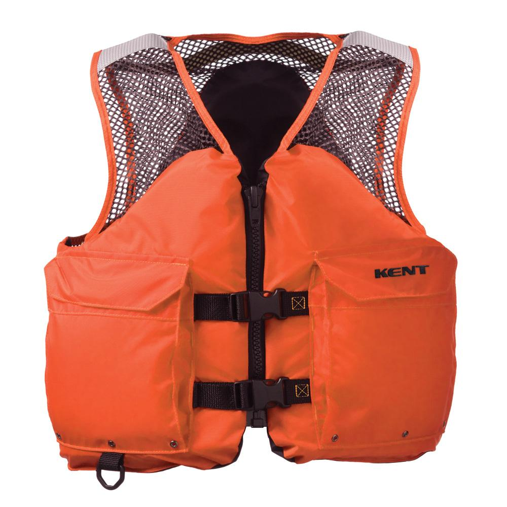 Kent Mesh Deluxe Commercial Vest - Medium - Lightship Marine Outfitters