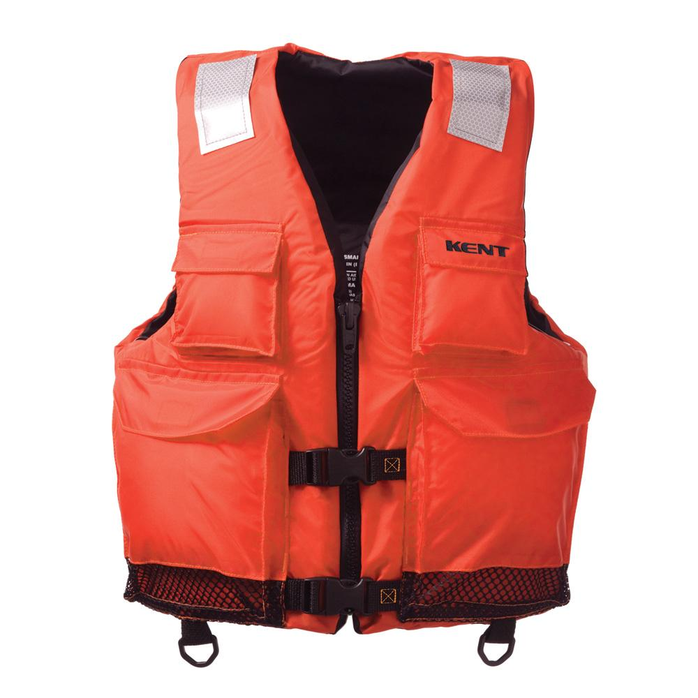 Kent Elite Dual-Sized Commercial Vest - XXLarge-XXXXLarge