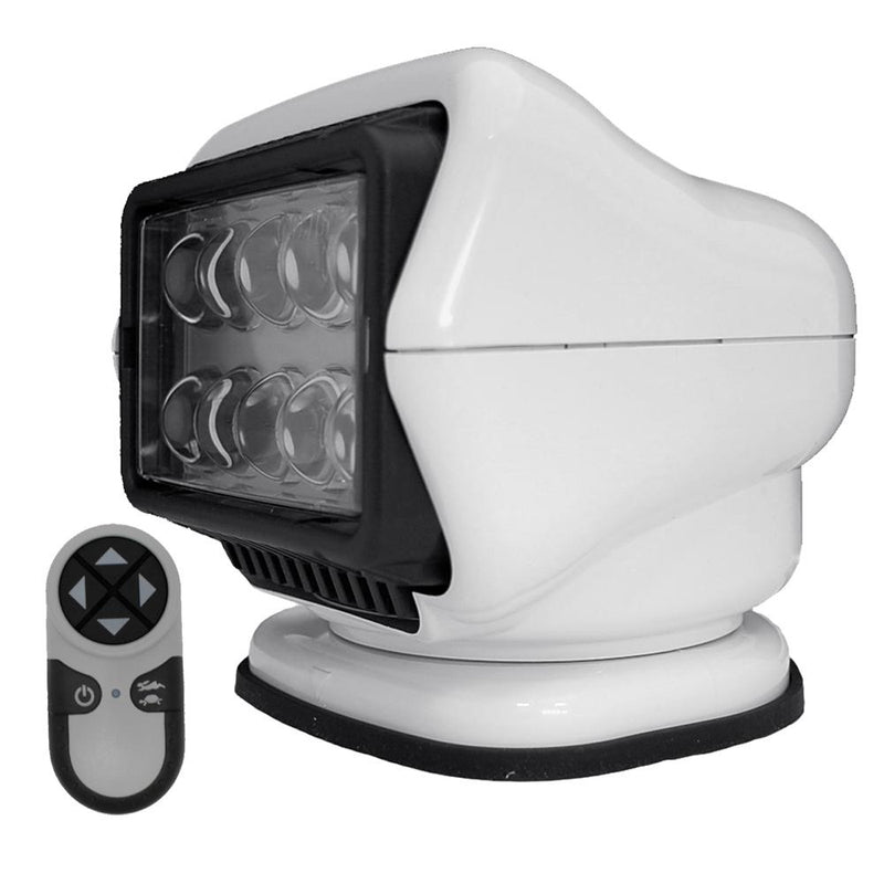 Golight LED Stryker Searchlight w-Wireless Handheld Remote - Magnetic Base - White - MAP $649.99 - Lightship Marine Outfitters