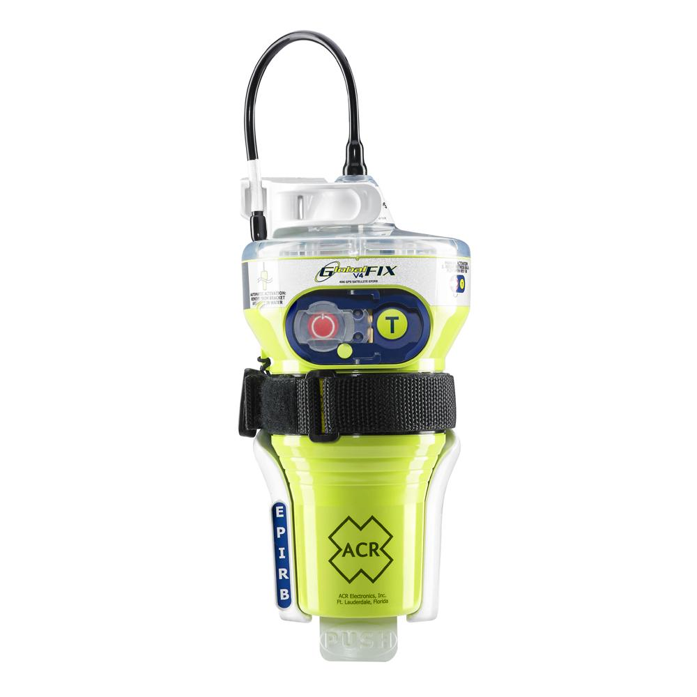 ACR 2831 GlobalFix™ V4 GPS EPIRB - Category 2 - Lightship Marine Outfitters