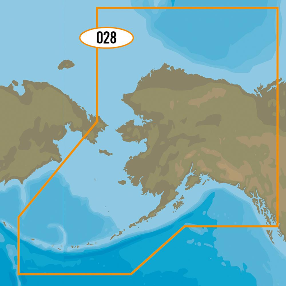 C-MAP MAX-N+ NA-Y028 - Alaska - Lightship Marine Outfitters