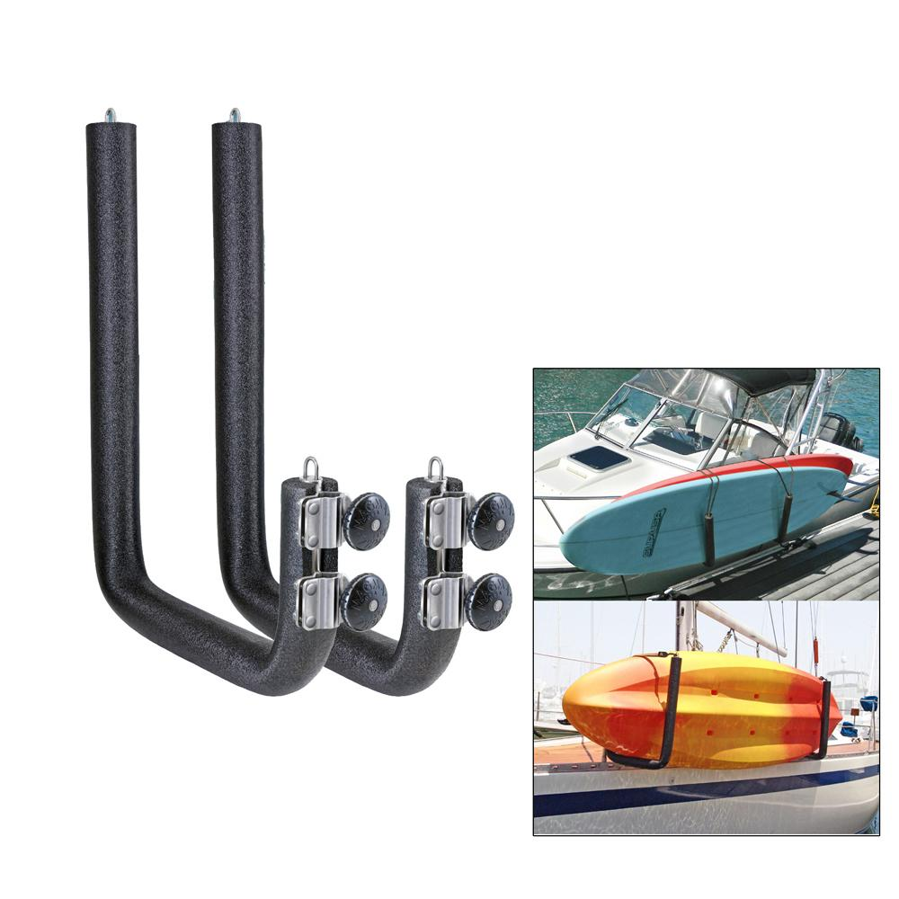 Magma Rail Mounted Removable Kayak-SUP Rack - *Case of 3* - Lightship Marine Outfitters