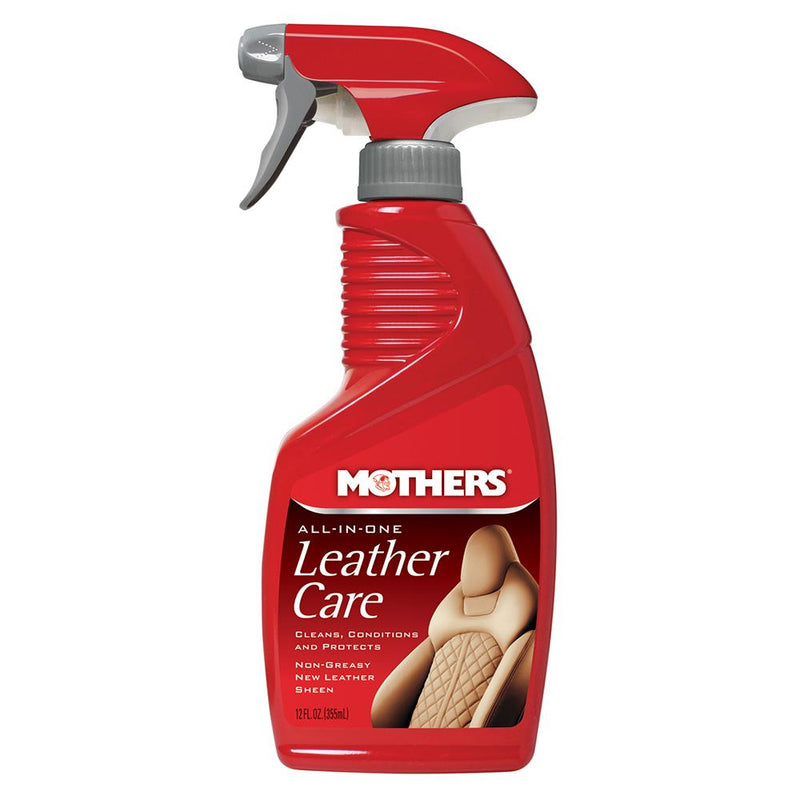 Mothers All-In-One Leather Care - 12oz - *Case of 6* - Lightship Marine Outfitters
