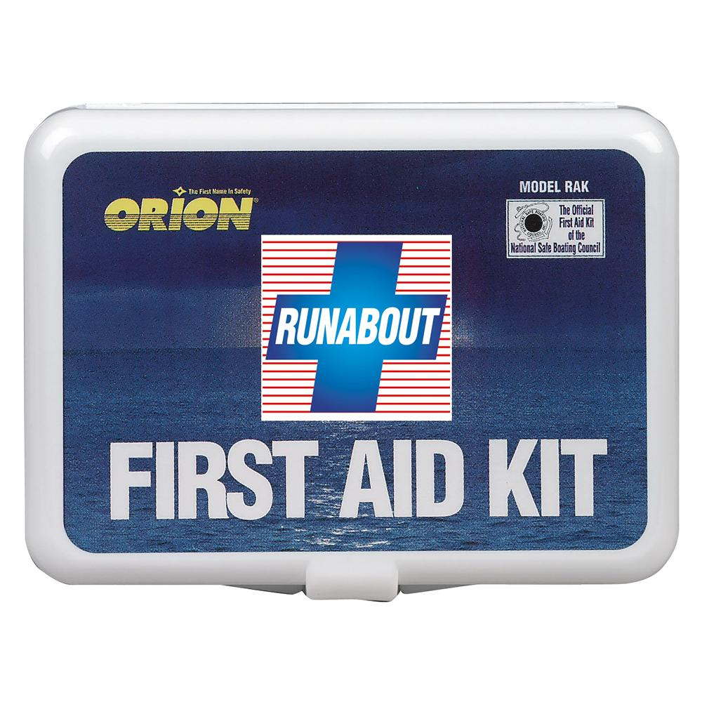 Orion Runabout First Aid Kit - Lightship Marine Outfitters