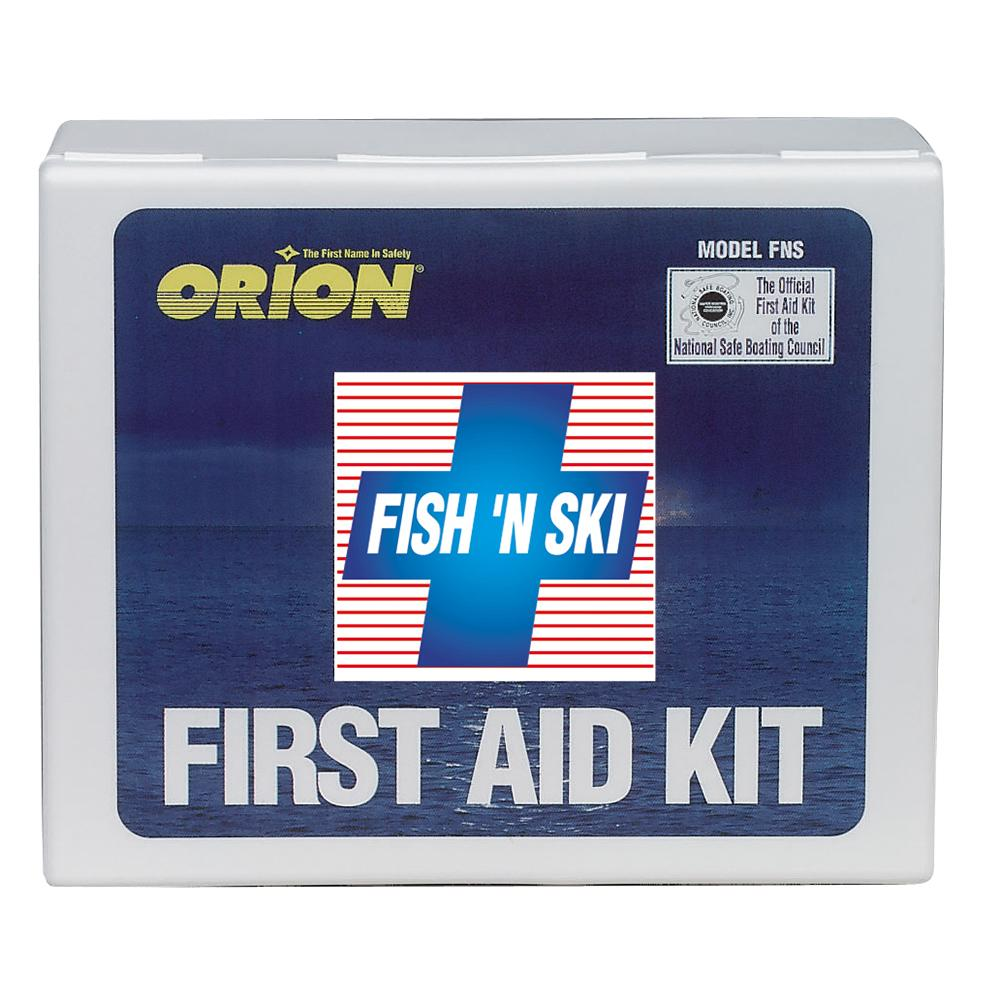 Orion Fish 'N Ski First Aid Kit - Lightship Marine Outfitters