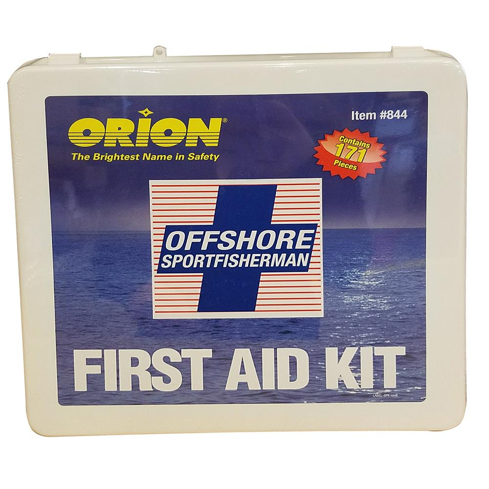 Orion Offshore Sportfisherman First Aid Kit - Lightship Marine Outfitters