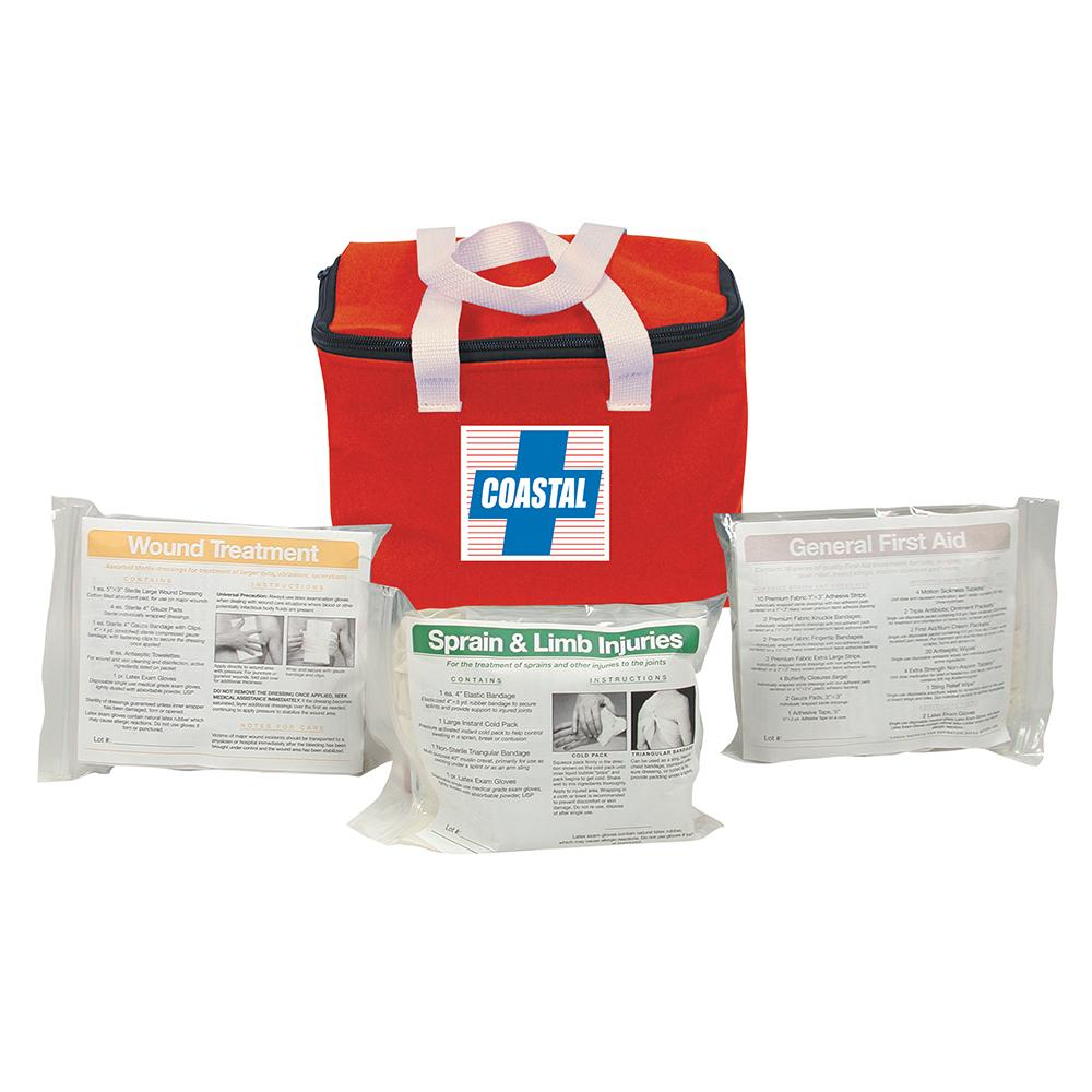 Orion Coastal First Aid Kit - Soft Case - Lightship Marine Outfitters