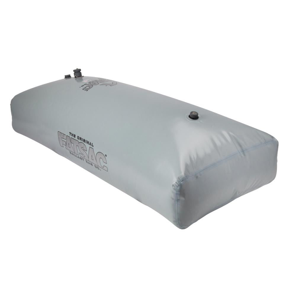FATSAC Rear Seat-Center Locker Ballast Bag - 650lbs - Gray - Lightship Marine Outfitters