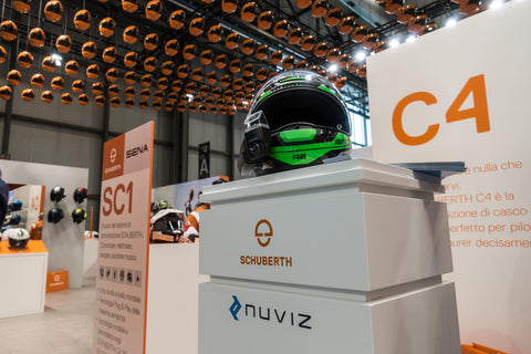 Teaming Up With SCHUBERTH