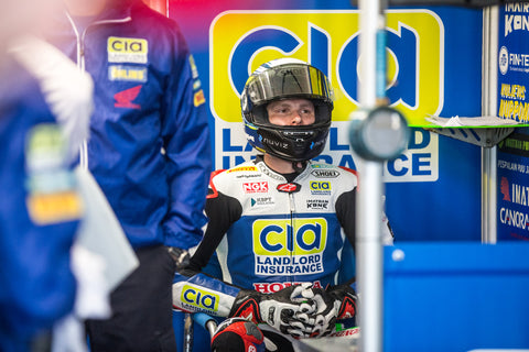 Tuuli Improves, Takes Seventh At Assen