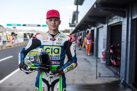 NUVIZ's Niki Tuuli Joins SIC Racing Team In Moto2 Championship