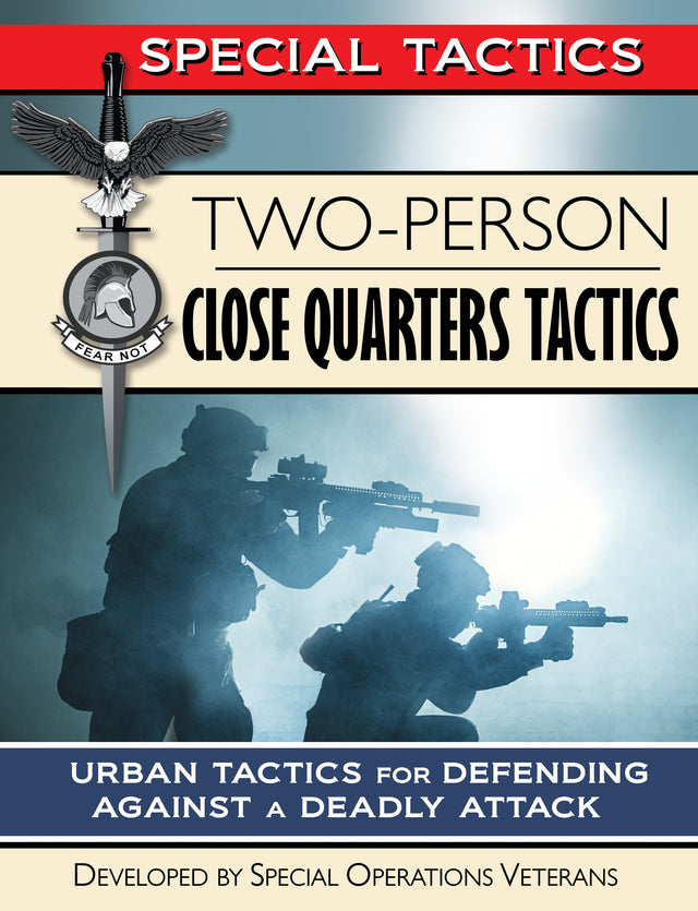 Two-Person Close Quarters Tactics (Paperback)