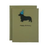 Pembroke Welsh Corgi Dog Birthday Card Pet Birthday Dog Cards 10 Pack