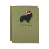 Cavalier King Charles Spaniel Dog Christmas Cards 10 Pack Dog Holiday Cards Gift Pet Christmas Cards - Embellish by Jackie