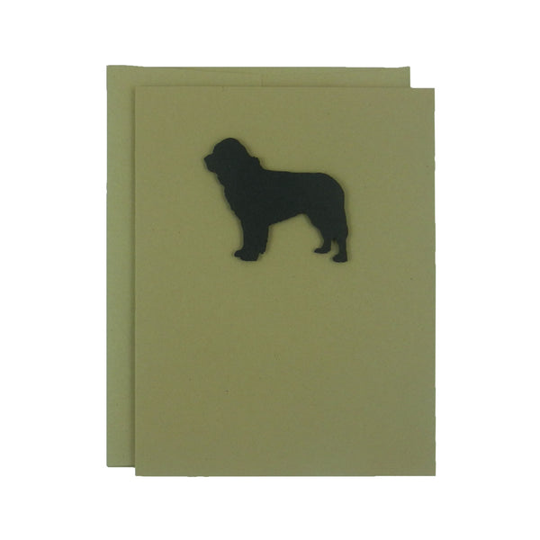 Newfoundland Blank Note Cards Blank Newfie Dog Card Dog Note Cards Blank Pet Cards Blank Dog