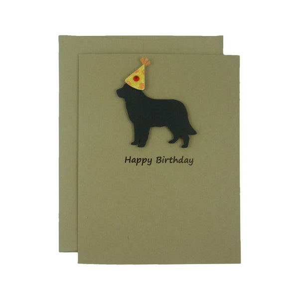 Golden Retriever Birthday Card Handmade - Embellish by Jackie