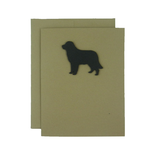 Golden Retriever Blank Cards 10 Pack Handmade - Embellish by Jackie