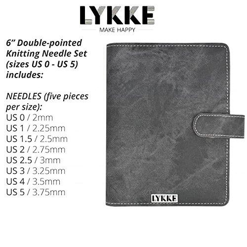 Lykke Double Point Set