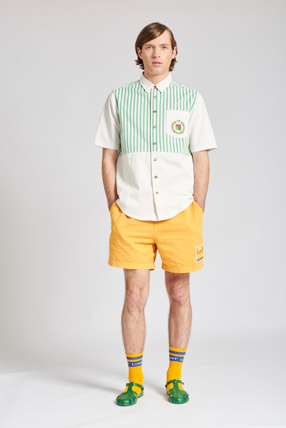 Lodge S/S Shirt (CLDL-082)