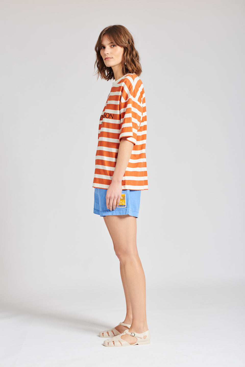 Thick Stripe Deluxe Classic Tee (CLDL-042)