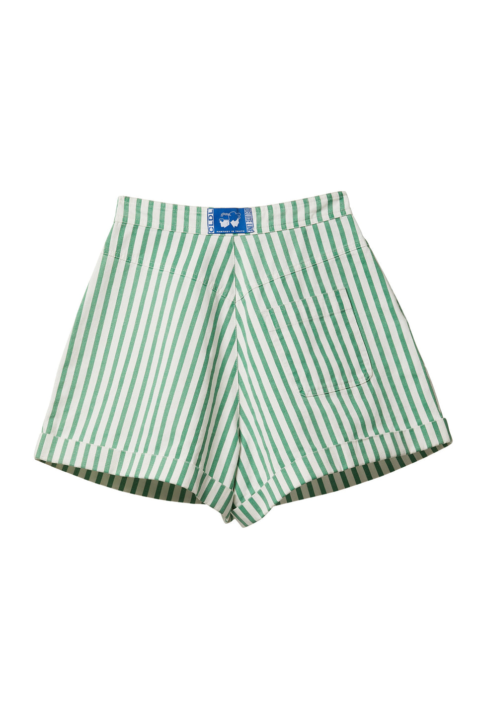 Lodge Pleated Short (CLDL-032)