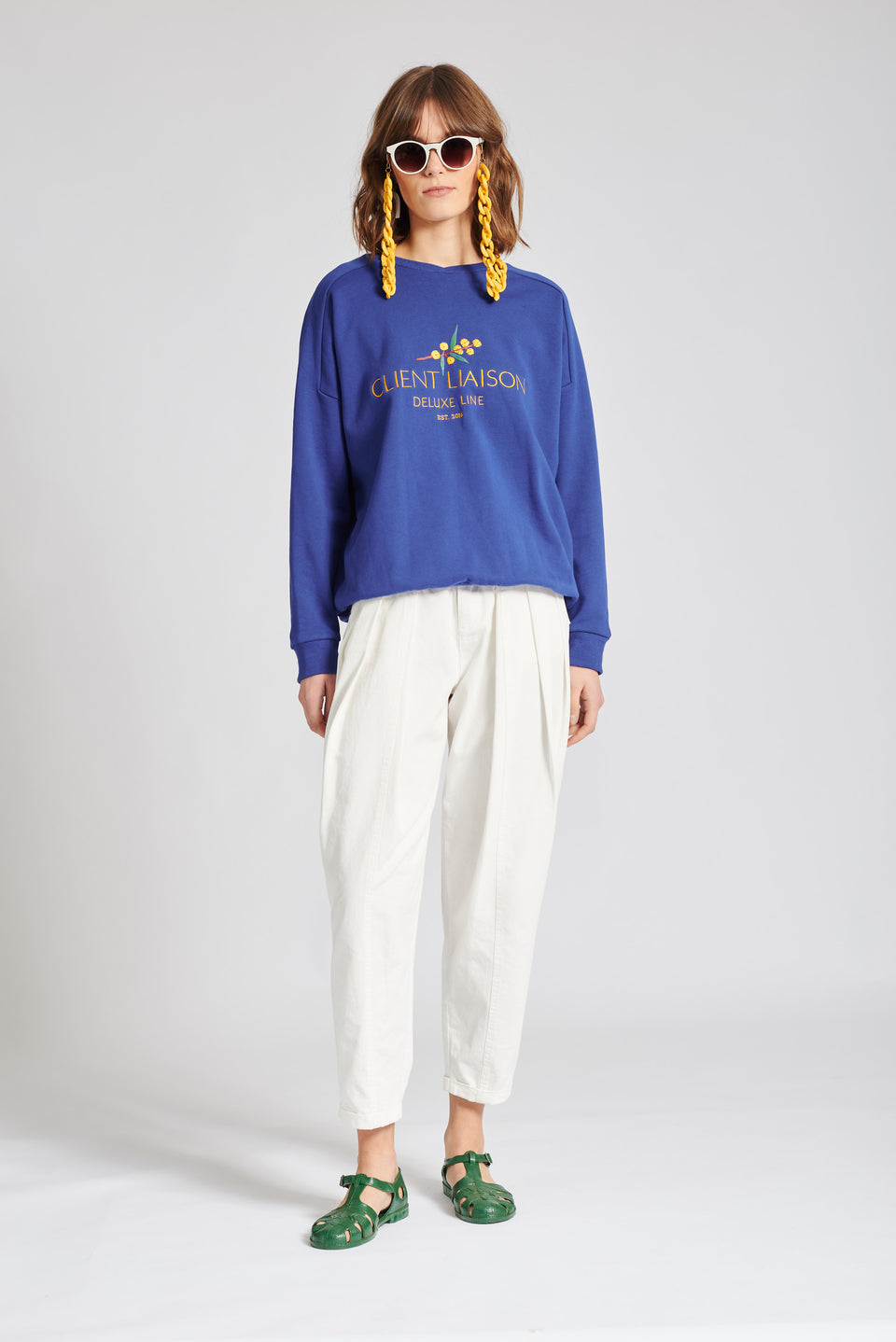 Wattle Deluxe Classic Sweat (CLDL-039)