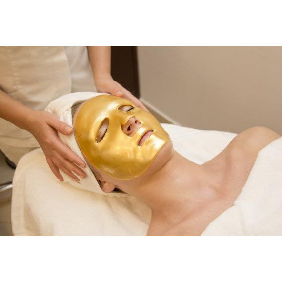 CRYSTAL COLLAGEN 24K GOLD MASK KIT - Gold Cosmetics & Supplies