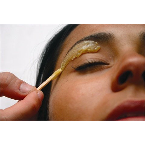 Extra Small Wooden Waxing Applicators - Gold Cosmetics & Supplies