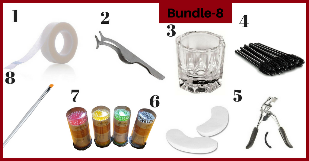 Bundles - Special Prices - Gold Cosmetics & Supplies