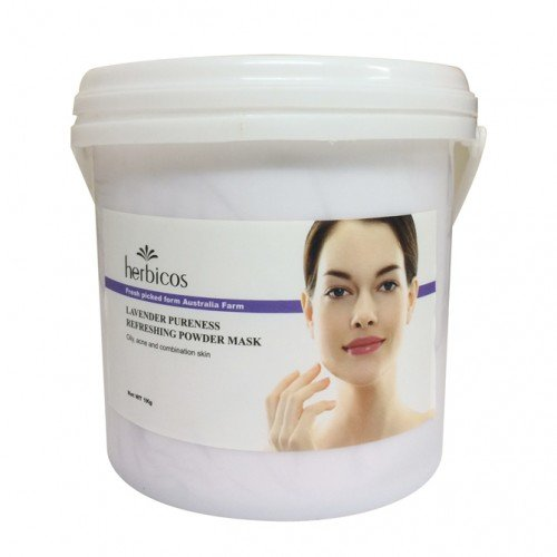 Lavender pureness refreshing powder mask - 35.3oz (1000g)