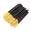 50-PCS/ DISPOSABLE MASCARA WANDS - Gold Cosmetics & Supplies