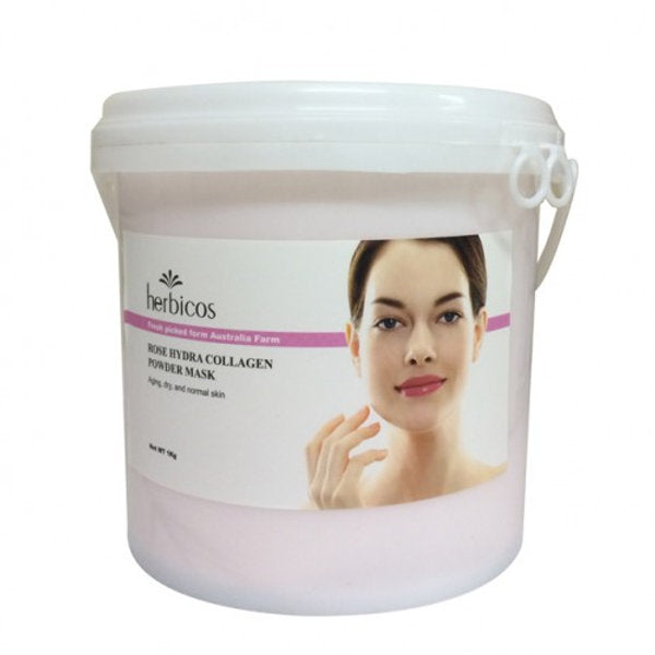 Rose hydra collagen powder mask - 35.3oz (1000g)