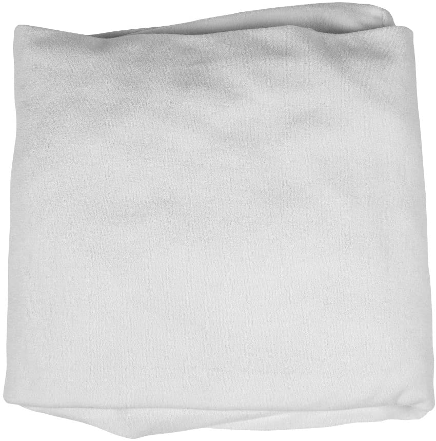 1/pc Terry Fitted Bed Sheet Cover