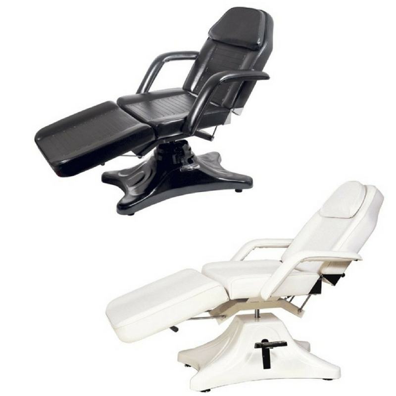 Hydraulic Facial Beauty Chair - Gold Cosmetics & Supplies