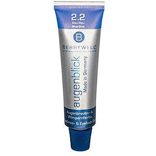 Berrywell BLUE 2.2 Eyebrow Tint Hair Dye - Gold Cosmetics & Supplies