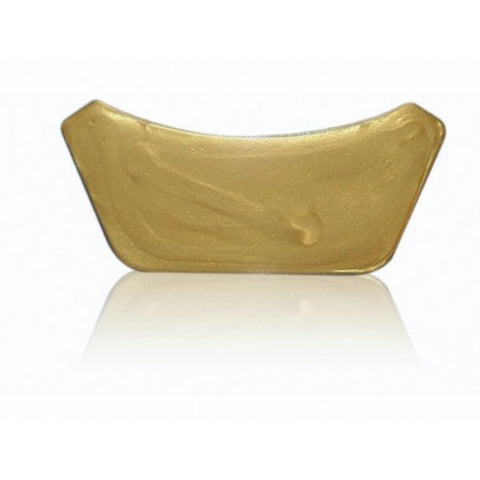 CRYSTAL COLLAGEN 24K GOLD NECK MASK - Gold Cosmetics & Supplies