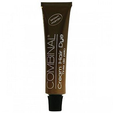 Combinal Cream Hair Dye - Natural Brown No.5 -  5 oz. - Gold Cosmetics & Supplies