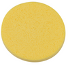 240-PCS/ Yellow Compressed Facial Sponges - Gold Cosmetics & Supplies