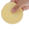 72-PCS/ Compressed Cellulose Cleansing Facial Sponges - Gold Cosmetics & Supplies